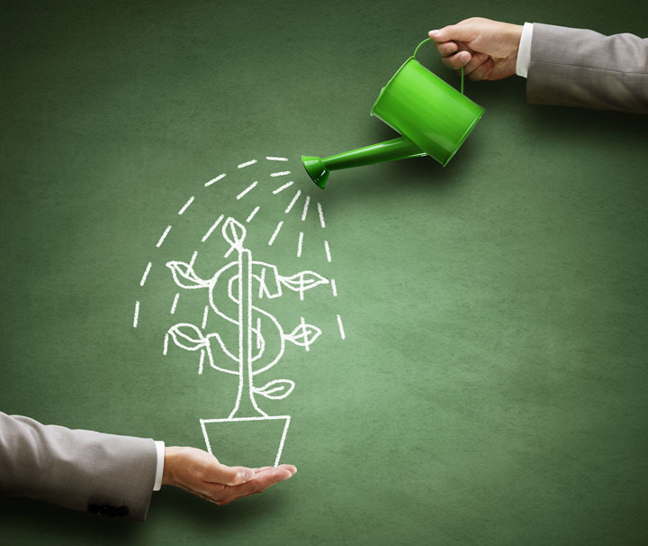 start-up growth through crowdfunding campaigns