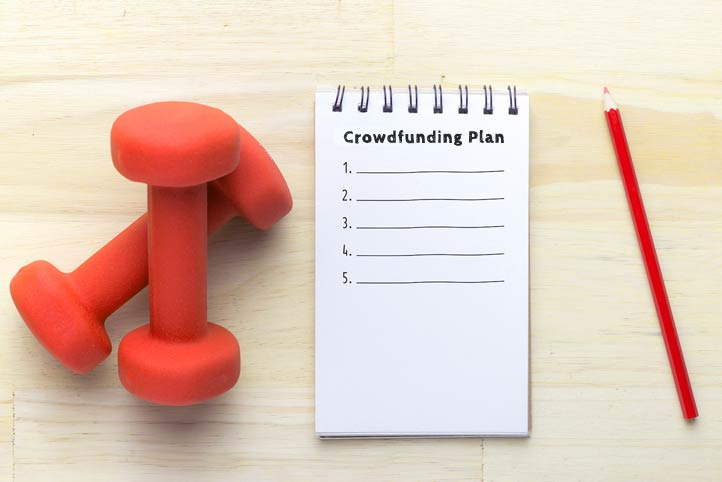 get a crowdfunding campaign plan and strategy