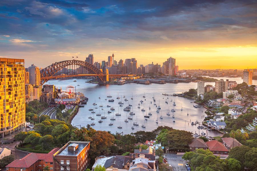 uk australia market