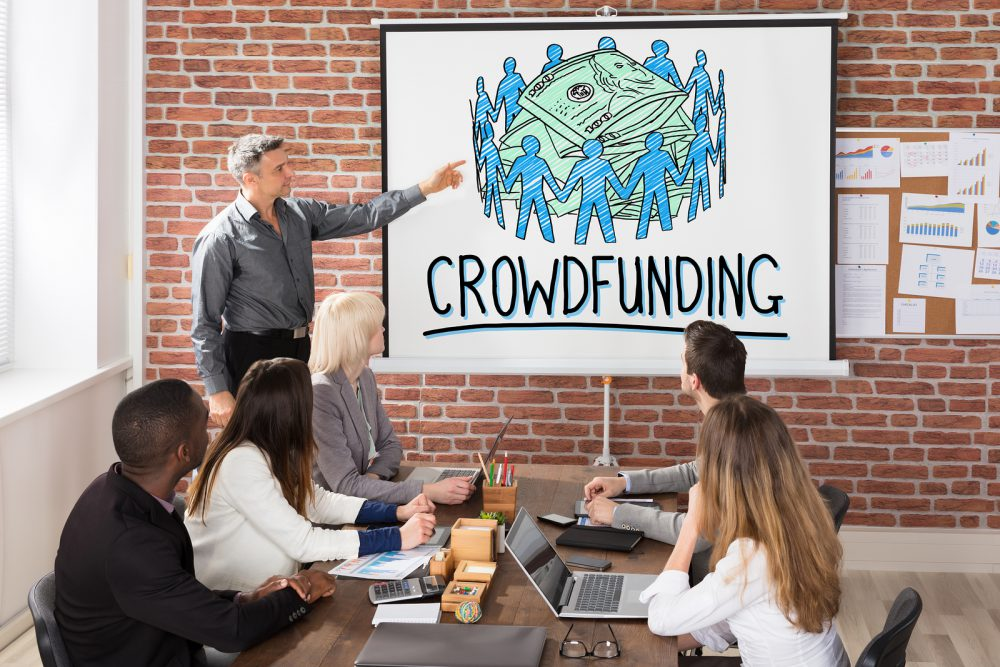 Crowdfunding with ReadyFundGo