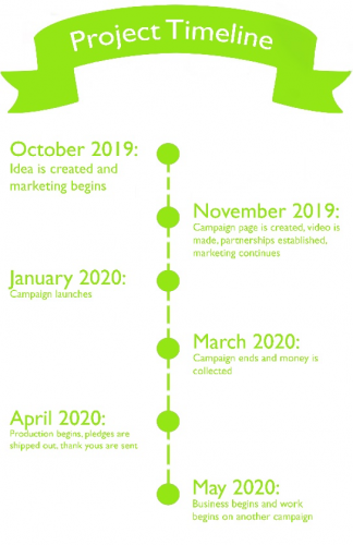 Crowdfunding Timeline